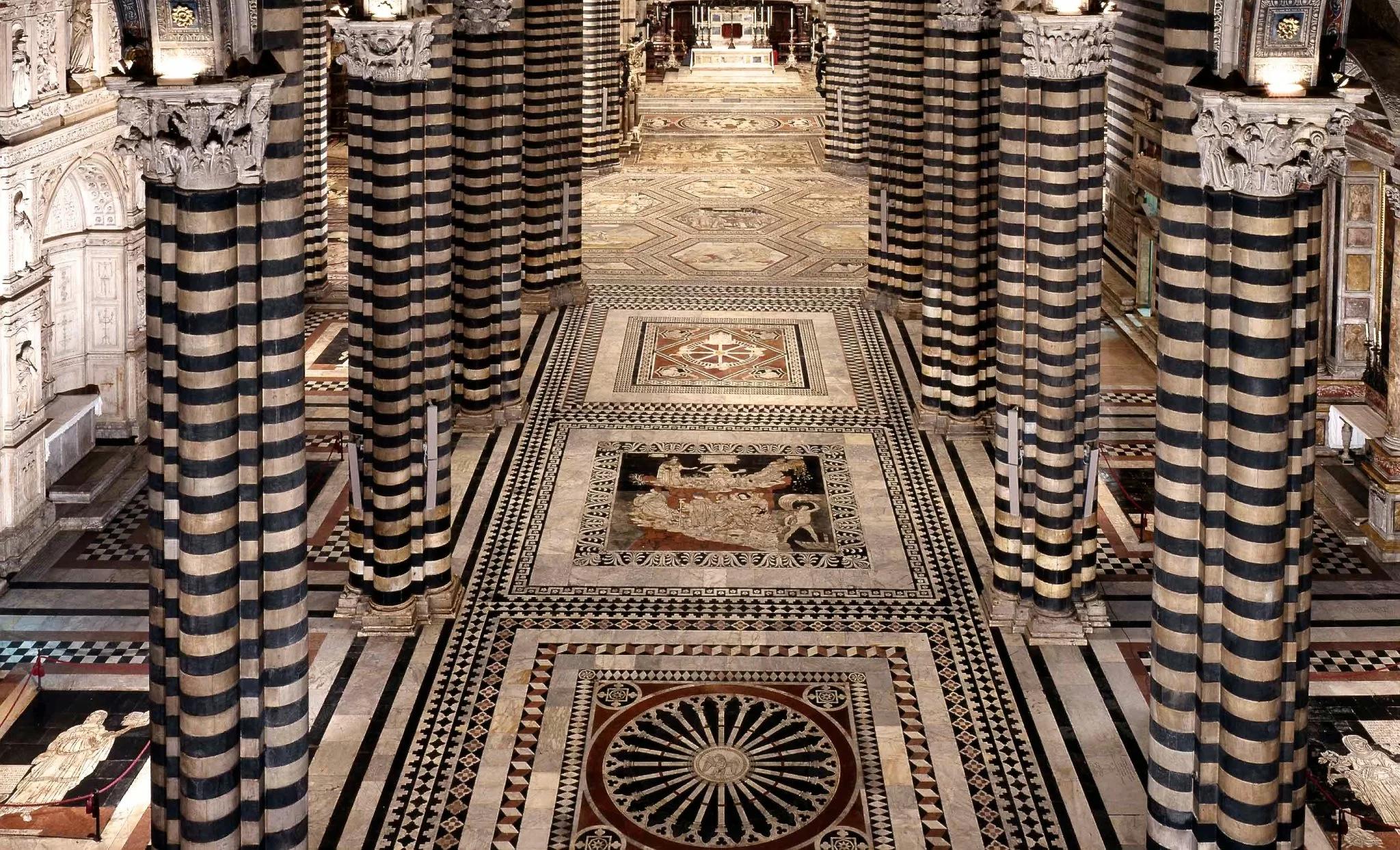 Dal 26 giugno al 31 luglio e dal 18 agosto al 17 ottobre riapre il Pavimento del Duomo